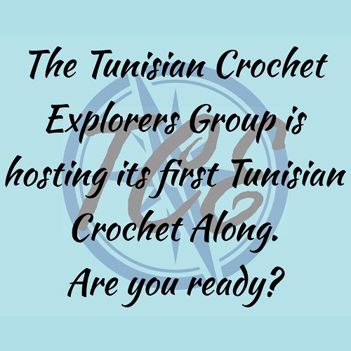 TCAL Tunisian crochet explorers
