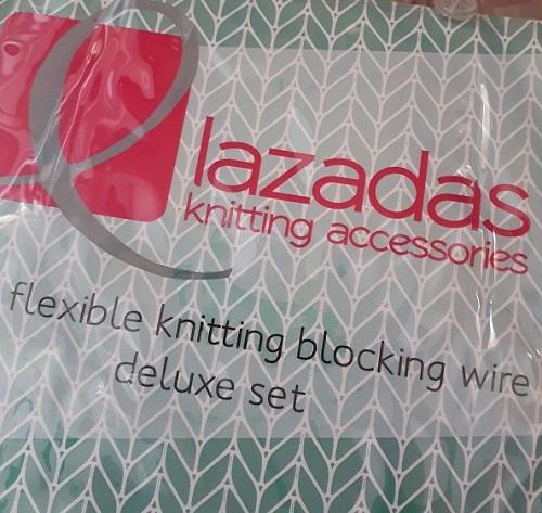 Câbles et épingles pour blocage Lazadas