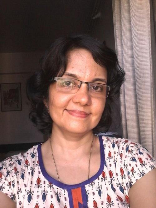 Padma R, designer crochet tunisien, crochet et tricot